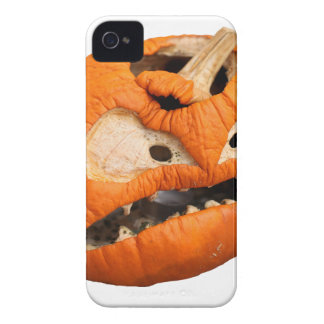 HalloweenKürbislaterne 2017 iPhone 4 Case-Mate Hülle