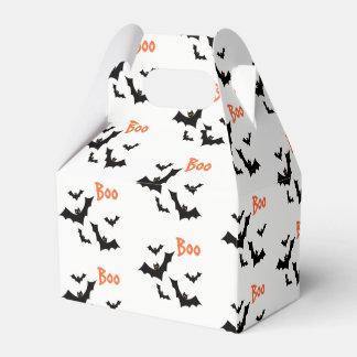 Halloweentrick-oder -Leckerei-Kasten Geschenkschachtel