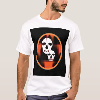 Hallowenn schwarzes T-Shirt