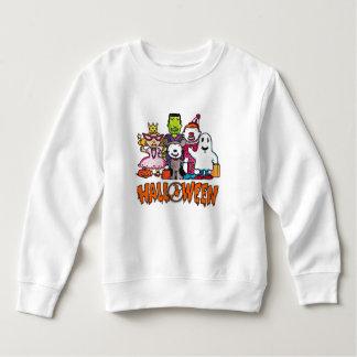 haloween Kinder Sweatshirt