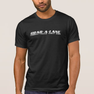 HALS-T - SHIRT GRAB-A-LANE LOGO-FITTED/CREW