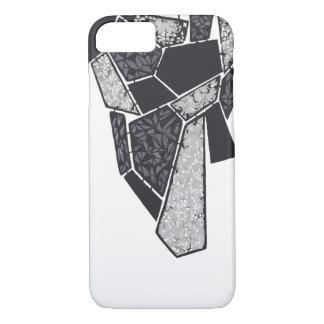 Halskette - zerbrochenes Glas iPhone 8/7 Hülle