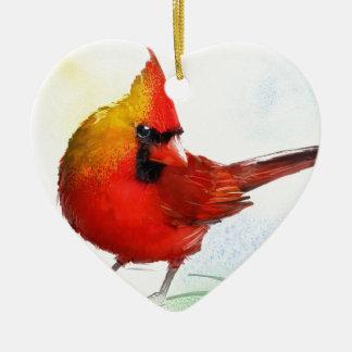 Halten Sie mich Keramik Herz-Ornament
