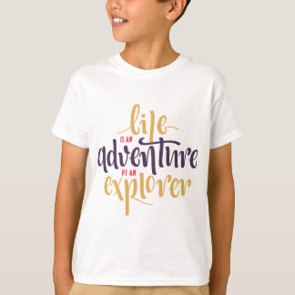 Haltung, Furcht, Leben-Zitat-motivierend Vertrauen T-Shirt