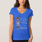 Haltungs-Tänzer T-Shirt