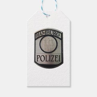 Hamburg Polizei Geschenkanhänger