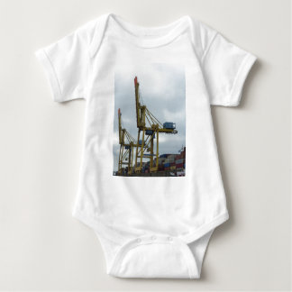 Hamburger Hafen Babybody