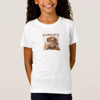 HAMbWG - angepasster T - Shirt - Bulldogge