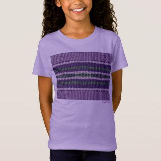 HAMbWG - das T-Shirt der Kinder - Hipster lila