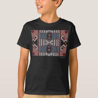 HAMbWG - das T-Shirt der Kinder - Hipster-rotes