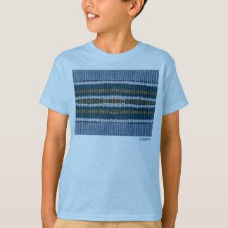 HAMbWG - das T-Shirt der Kinder - Hipsterblau