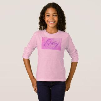 HAMbWG - das T-Shirt der Kinder - violettes Logo