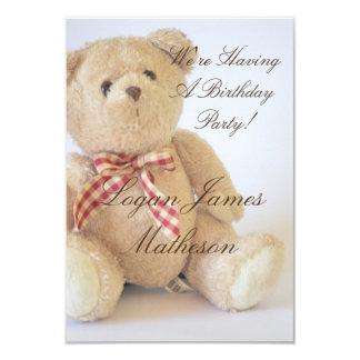 HAMbWG - Einladung - Teddybär