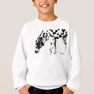 HAMbWG Sweatshirt - Dalmation
