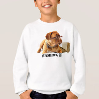 HAMbWG - T - Shirts oder Sweatshirt - Bulldogge