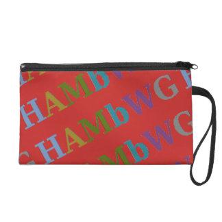 HAMbWG - Wristlet-kundenspezifische FarbeHAMbWG Wristlet Handtasche