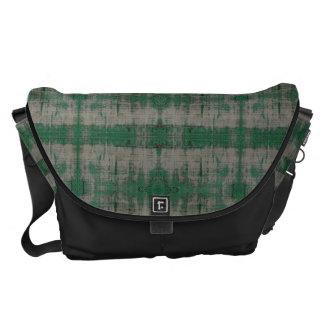 HAMbyWG - Bote-Tasche - beunruhigtes grünes Kuriertasche