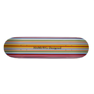 HAMbyWG entwarf - Skateboard - Bonbon Skateboardbretter