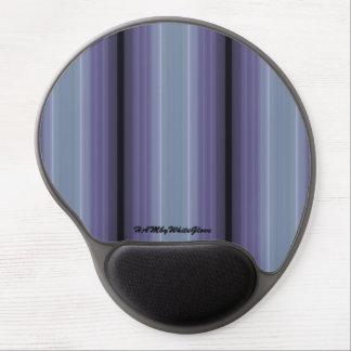 HAMbyWG - Gel-Mausunterlage - Flieder Gel Mousepad