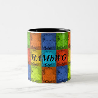 HAMbyWG - Kaffee-Tasse - HAMbWG Iconic Tasse