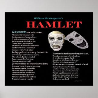Hamlet Sein oder Nichtsein Poster