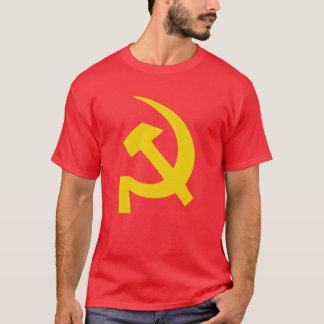 Hammer-und Sichel-sowjetischer russischer T - T-Shirt