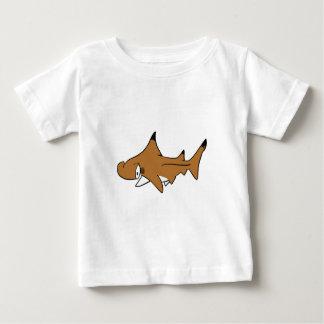 Hammerhai-Haifisch Baby T-shirt