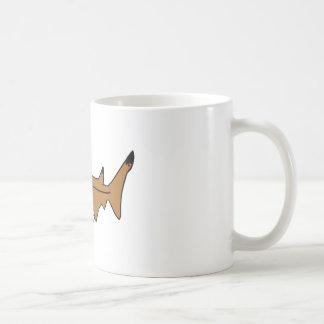 Hammerhai-Haifisch Tasse
