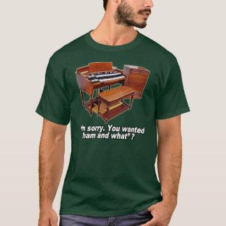 Hammond-Orgel-und Leslie-T-Stück T-Shirt