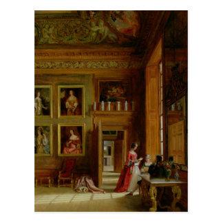 Hampton Court, 1849 Postkarte