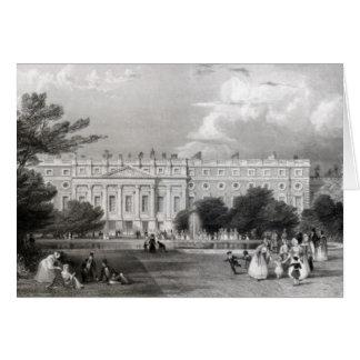 Hampton Court-Palast Karte