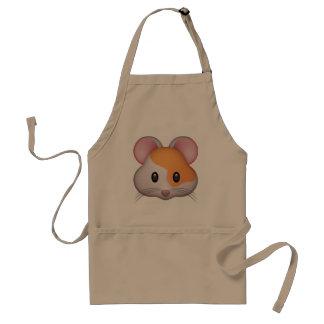 Hamster - Emoji Schürze