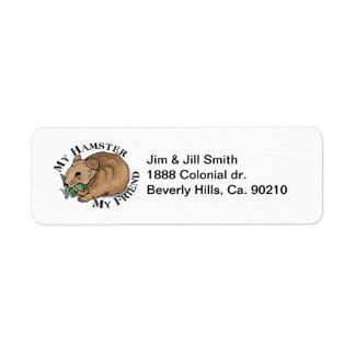 Hamster-Freund