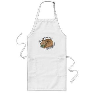 Hamster-Freund Lange Schürze