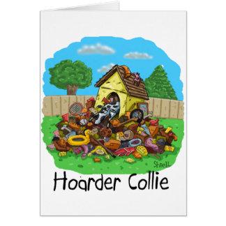 Hamsterer-Collie Karte
