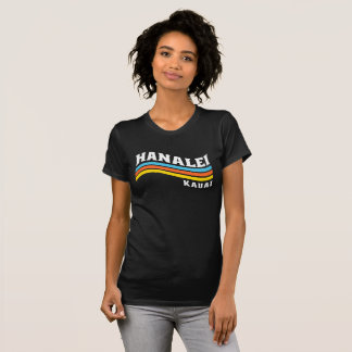 Hanalei Wellen-T - Shirt (Frauen)