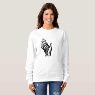 Hand eye Crew Neck Sweatshirt