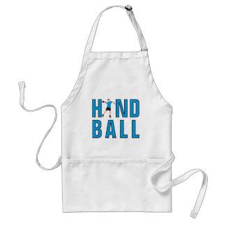 Handball Schürze