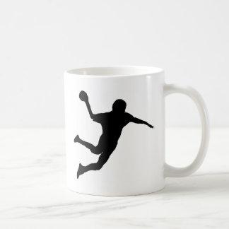 Handball Tasse