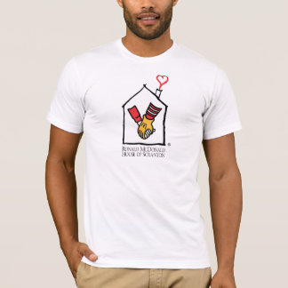 Hände Ronald McDonald T-Shirt