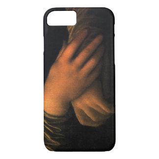 Hände von Mona Lisa iPhone 7 Fall iPhone 8/7 Hülle