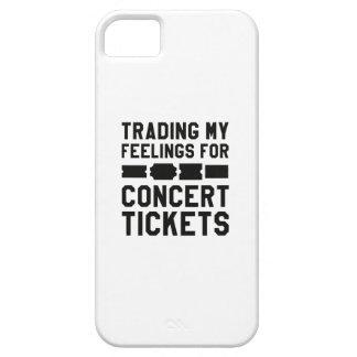 Handel meiner Gefühle für Konzert-Karten Schutzhülle Fürs iPhone 5