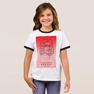 Handel: Stellen Sie die Musik gegenüber Ringer T-Shirt