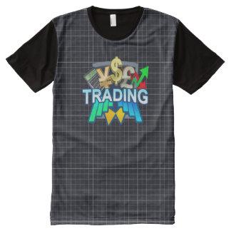 Handelsgitter aller DruckT - Shirt