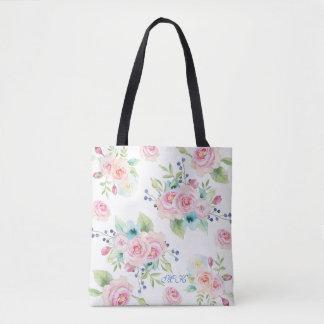 Handgemaltes Tasche