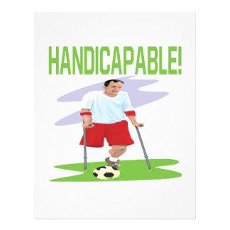 Handicapable Prospectus