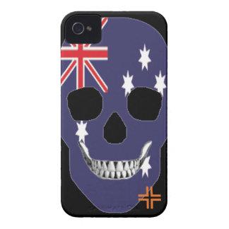 HANDSKULL Australien - iPhone 4 kaum dort Univ iPhone 4 Case-Mate Hüllen