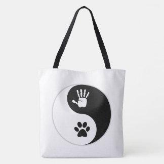 HandToPaw Yin-Yang Taschen-Tasche Tasche