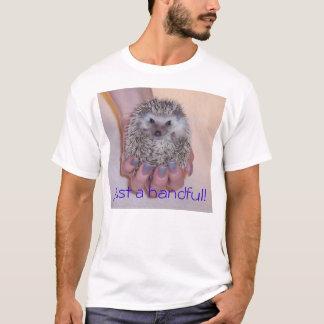 Handvoll des Igels-Shirts T-Shirt