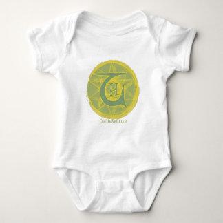 Handwerks-Hafen-Logo Baby Strampler
